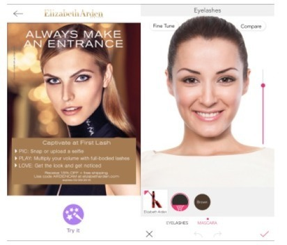 Elizabeth Arden bets on an YouCam app to boost e-commerce   Web & Media   Scoop.it