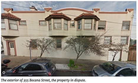 Learn More About 315% Rent Hike in Bernal Heights SF | Legislation + Eviction Law News | Scoop.it