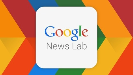 """Google Launches A New Home For Journalists With """"NewsLab"""" 