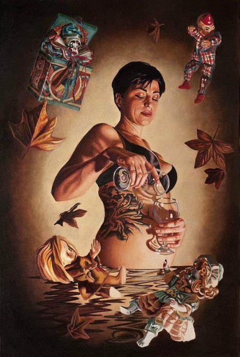 Patrick Deignan (aka Star27) | Painter | les Artistes du Web | Scoop.it