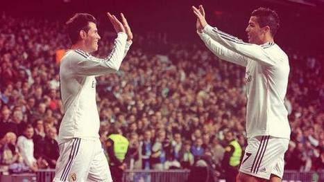 "La Liga Images on Twitter: ""Good luck to Madrid tonight. (@TheCRonaldoFan, @Cr7Fran4ever, @ApoyoBale, @BaleStats11 & @realmadrid) #HalaMadrid http://t.co/QV3uIIur5G"" | free-soccer tournaments playing around the globe | Scoop.it"