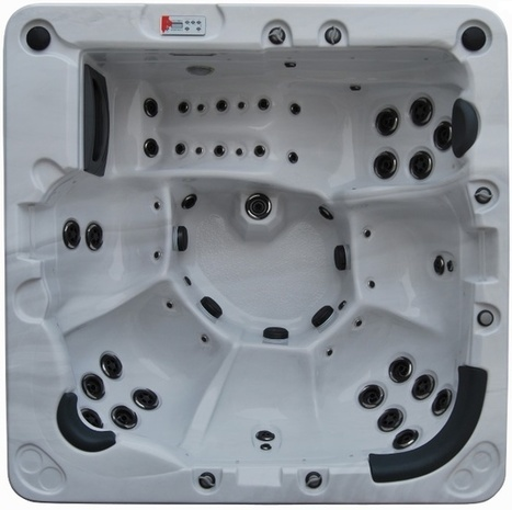 Alberta Aurora Hot Tub | Hot Tubs and Spas | Canadian Office North American Head Office | Canadian Spa Company CA | Scoop.it