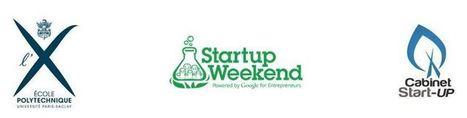 Startup Weekend sur le campus de  l'École polytechnique les 7, 8 et 9 mars | Random | Scoop.it