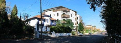 Nouveau programme immobilier neuf HAIZE BERRIA à Anglet - 64600 | L'immobilier neuf Côte Basque | Scoop.it