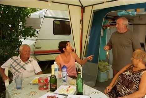 Le camping, toujours le paradis ? - lavenir.net | Camping-Suisse.info | Scoop.it