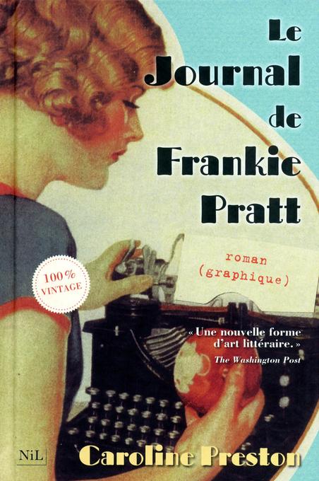 LE JOURNAL DE FRANKIE PRATT - Caroline PRESTON   Merci pour l'info !   Scoop.it