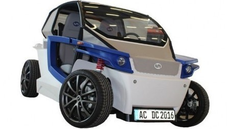 Prototype electric car made with a 3D printer | Five Regions of the Future | Scoop.it