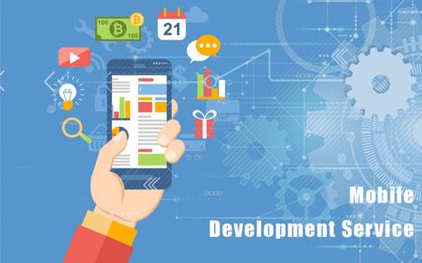 Mobile Development Service | Smartphone App Development | Scoop.it
