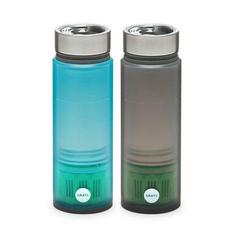 Cette bouteille révolutionnaire purifie l'eau de n'importe quelle source en seulement quelques secondes | Communiqu'Ethique sur les sciences et techniques disponibles pour un monde 2.0,  plus sain, plus juste, plus soutenable | Scoop.it