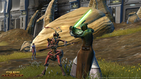 Well-written and argumented review of SWTOR | Online Gaming For The Win | Scoop.it
