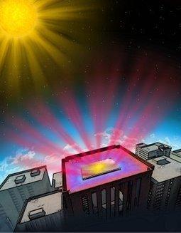 Revestimento reflete e irradia calor para o espaço | tecnologia s sustentabilidade | Scoop.it