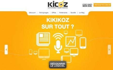 La startup du jour : Kicoz facilite la communication interne des ... - Frenchweb.fr | La Fonction Support Qualite Accueil | Scoop.it