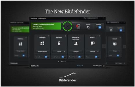[Giveaway] FREE Bitdefender Total Security 2014 for 200 days | facebook | Scoop.it