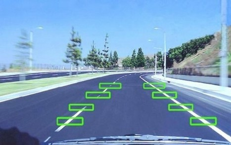 What is lane departure warning, and how does it work? | interactive_cv | Scoop.it