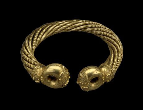 How do you put on a torc? | Navigate | Scoop.it