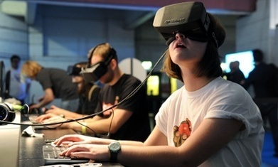 Oculus Rift CEO: we want to put 1 billion people in virtual reality | Musings on the Metaverse | Scoop.it