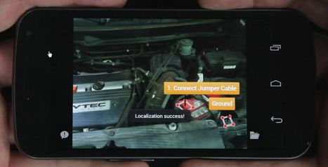 Automotive | Augmented Reality 311 | Scoop.it