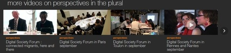 Digital Society Forum - new technologies for connected migrants | Research Capacity-Building in Africa | Scoop.it