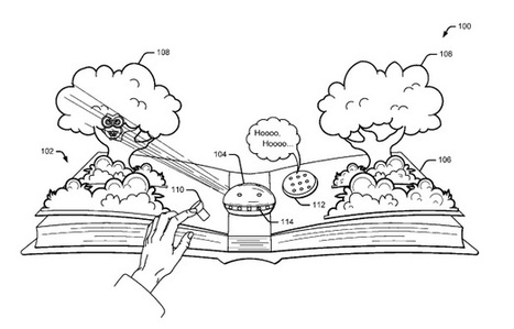 Google patents two new types of e-books - TeleRead News: E-books, publishing, tech and beyond | Libraries, Books, and Writing | Scoop.it