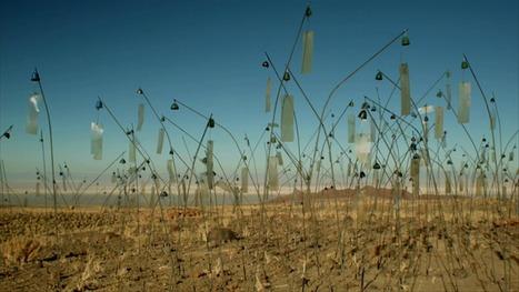 Animitas ou la musique des âmes. Une installation de Christian Boltanski dans le désert le plus aride du monde - Sculpture Nature | DESARTSONNANTS - CRÉATION SONORE ET ENVIRONNEMENT - ENVIRONMENTAL SOUND ART - PAYSAGES ET ECOLOGIE SONORE | Scoop.it