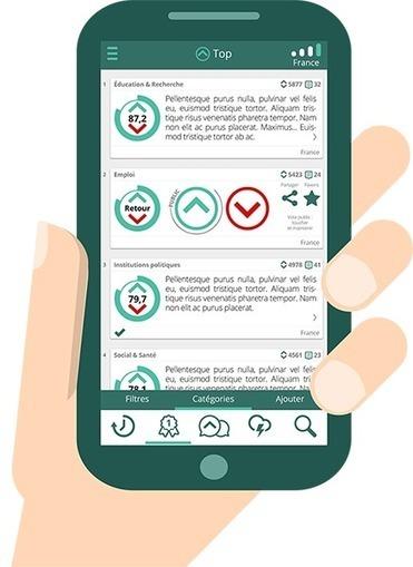 Stig : la première application de démocratie universelle en mode 3.0   Communication publique   Scoop.it
