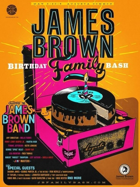 """James Brown Band To Welcome Members Of TAB, Dumpstaphunk, Meters & More For Tribute"" 