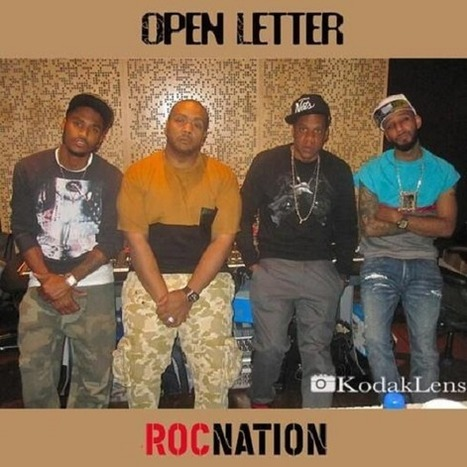 "Jay-Z - ""Open Letter"" [Prod. Swizz Beatz & Timbaland] (New Music) 