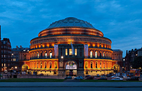 Royal Albert Hall: The World's Most Majestic Hall   theater   Scoop.it