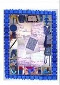 Photo-poème - Bleu Klein | Arts et FLE | Scoop.it