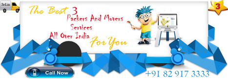 #Packers And #Movers India http://3rd.in/ | Some Pointers for Choosing the Right Movers and Packers  All Overs India | Scoop.it