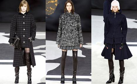 D�fil� Chanel - Automne/hiver 2013-2014 - Tendances de Mode | mode | Scoop.it