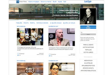 Nace Lectyo, una red social para los profesionales del libro - El Liberal Digital | Bibliotecno | Scoop.it