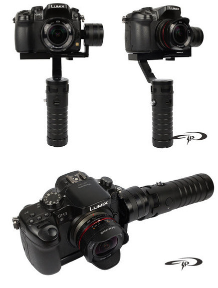 Are Pistol Grip Gimbals the Next Wave?