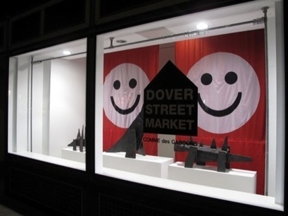 The Chapman Brothers add their touch to Dover Street Market   Blog   Design Week   COMME des   Scoop.it
