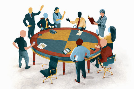 And So We Meet, Again: Why The Workday Is So Filled With Meetings | Ed Tech Chatter | Scoop.it