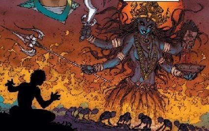 Kali, diosa hindú | Dioses de la mitologia | Scoop.it