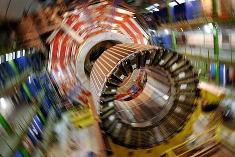 Higgs Boson announcement from Cern: as it happened - Telegraph | Theories of Existence | Scoop.it