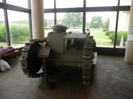 Ford 3-Ton M1918 – Walk Around   History Around the Net   Scoop.it