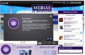 Le partage de vidéo en multi écran dans Média Magazine sur France 5   ecommerce Crosscanal, Omnicanal, Hybride etc.   Scoop.it