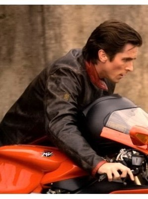 Christian Bale Leather Jacket | Leather Jackets | Scoop.it