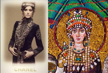 La moda a través de la historia: El Imperio Bizantino | Historia de la moda a través de la historia del arte. | Scoop.it