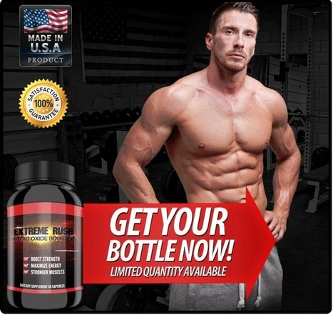 Extreme Rush Review - Does This Nitric Oxide Booster Work? | maiesh jasions | Scoop.it