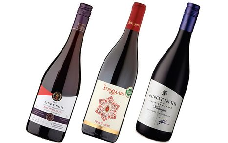Susy Atkins on pinot noir: best buys under £10 for summer | Pinot Post | Scoop.it