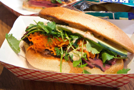 Num Pang and the Beastie Boys' Ad-Rock Team Up to Create a Smoked-Meat Sandwich   Winning The Internet   Scoop.it