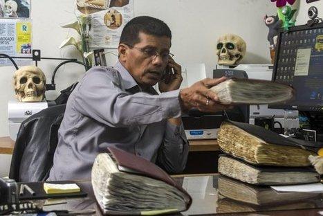 Un detective que no quiere que los muertos callen | HISTORIAS & REALIDADES | Scoop.it
