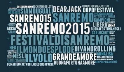 Sanremo social da record: quasi 4 milioni tra post e interazioni   my blog   Scoop.it