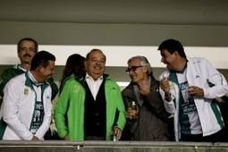 El Universal - Deportes - Slim agradece con iPhone y iPads a jugadores del León | Deportes | Scoop.it