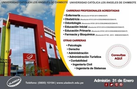 SUNEDU: Etapas del Licenciamiento en las Universidades Peruanas | RedDOLAC | Scoop.it
