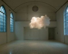 Artist Creates Real Clouds Indoors [Pics] - PSFK | Art forms | Scoop.it
