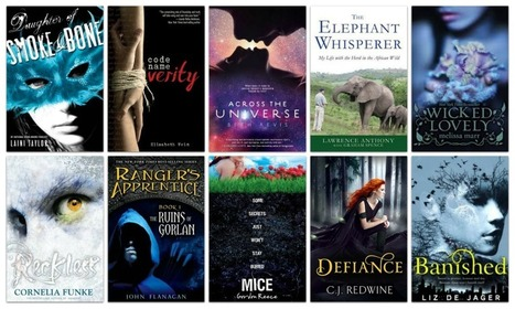 These Books Should Be Adapted to Movies - Crushingcinders   What's up 4 school librarians   Scoop.it